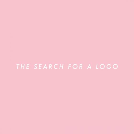A busca por um logo